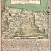 300px-Plan_of_Fort_William_Henry_on_Lake_George