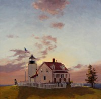 Adkins.LighthousePemaquid