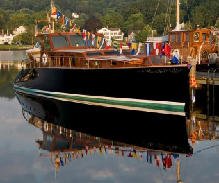 APHRODITE at the Antique & Classic Boat Rendezvous