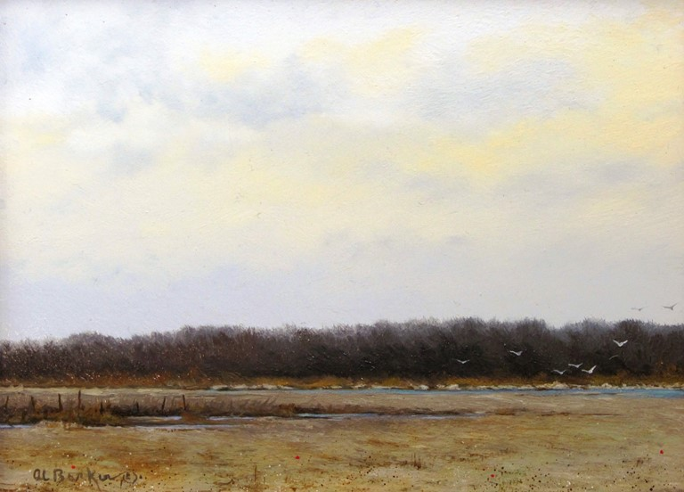Al Barker - Tidal Flats, Stoney Creek, CT