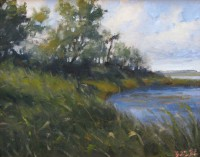 Paul Beebe - Marsh Old Lyme