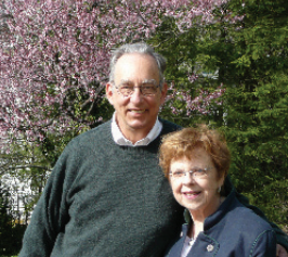 Bill and Donna Stamm