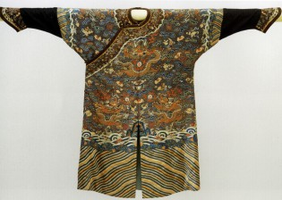 Chinese Robe, Manchu Dynasty 1958.646