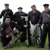Civil War Naval Encampment reenactors
