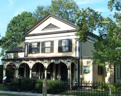 Clark Greenman House