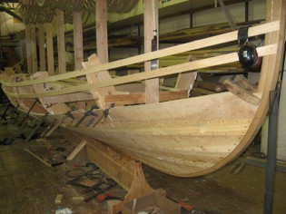 Whaleboat--Independence Seaport Museum