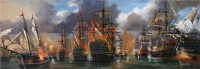Dwyer.Battle of Copenhagen-Lord Nelson