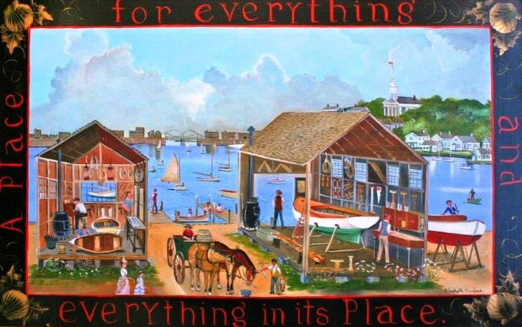 Everything in its Place - Elizabeth Mumford