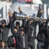 ORACLE TEAM USA Celebrates
