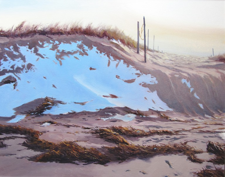 George.Winter Dunes @