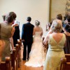 Greenmanville Church ceremony