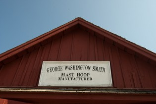 George Washington Smith Mast Hoop Manufacturer
