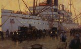 International  exhibit 2014_John Tayson-Stemaer Dock 1920s