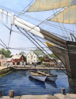 Kubitz.CWMorgan,Mystic Seaport