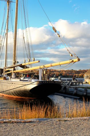 The L.A. DUNTON at Mystic Seaport