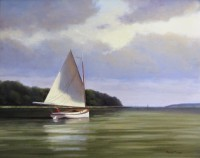 Leaving the Cove - Ronald Tinney