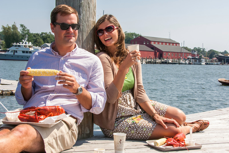 Lobster Days at Mystic Seaport