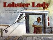 Lobster Lady by Vivian Volovar