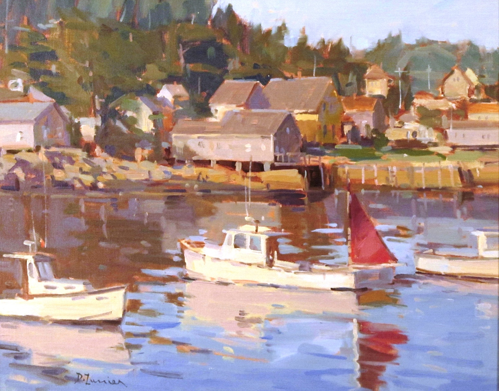 David Lussier_Stonington Harbor
