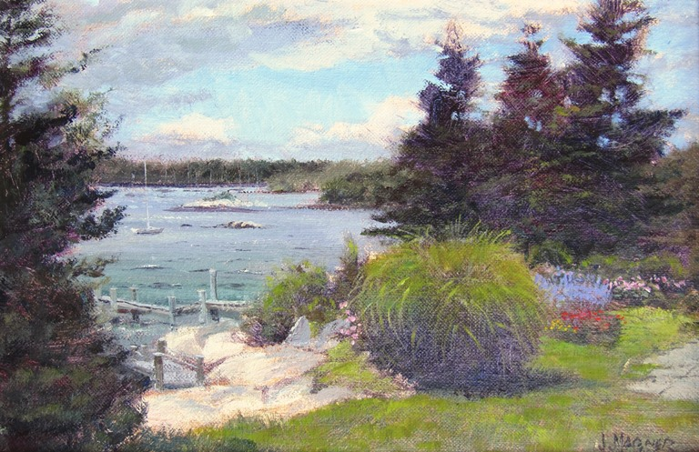 James Magner - Mason's Island Glory