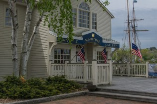 The Maritime Gallery at Mystic Seaport