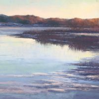 McGraw-Teubner_Evening Ice Floes_3