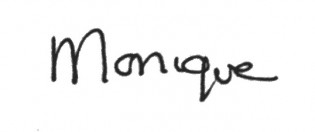 Monique Foster Signature