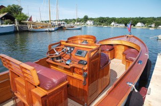 WoodenBoat Show-