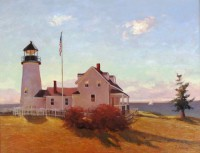 Thomas Adkins - Clear Day Pemaquid