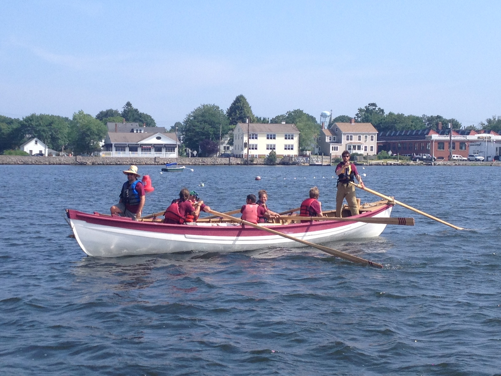 Whaleboat Delivery by Sea | Mystic Seaport