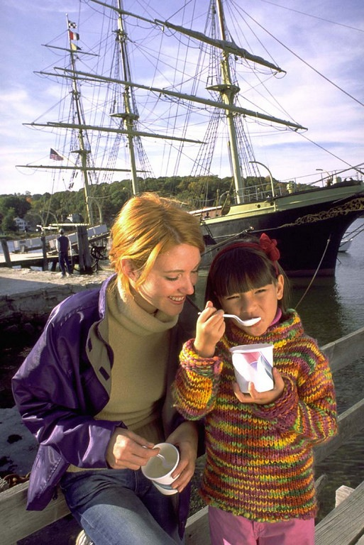 Chowder Days at Mystic Seaport