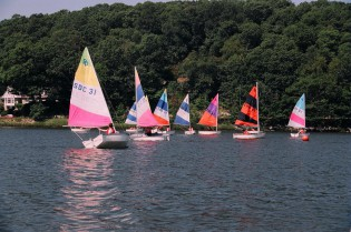 Community Sailing at Mystic Seaport offers programs for all ages and skill levels.