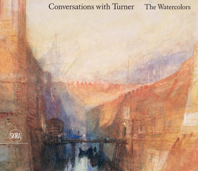 """""""Conversations with Turner: The Watercolors,"""" edited by Nicholas R. Bell"""