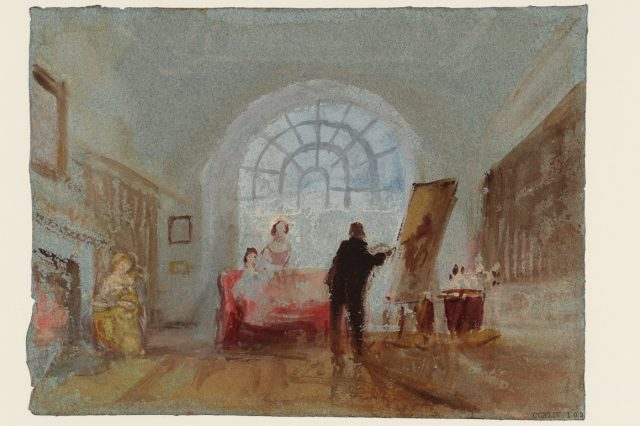 J.M.W. Turner: Watercolors from Tate