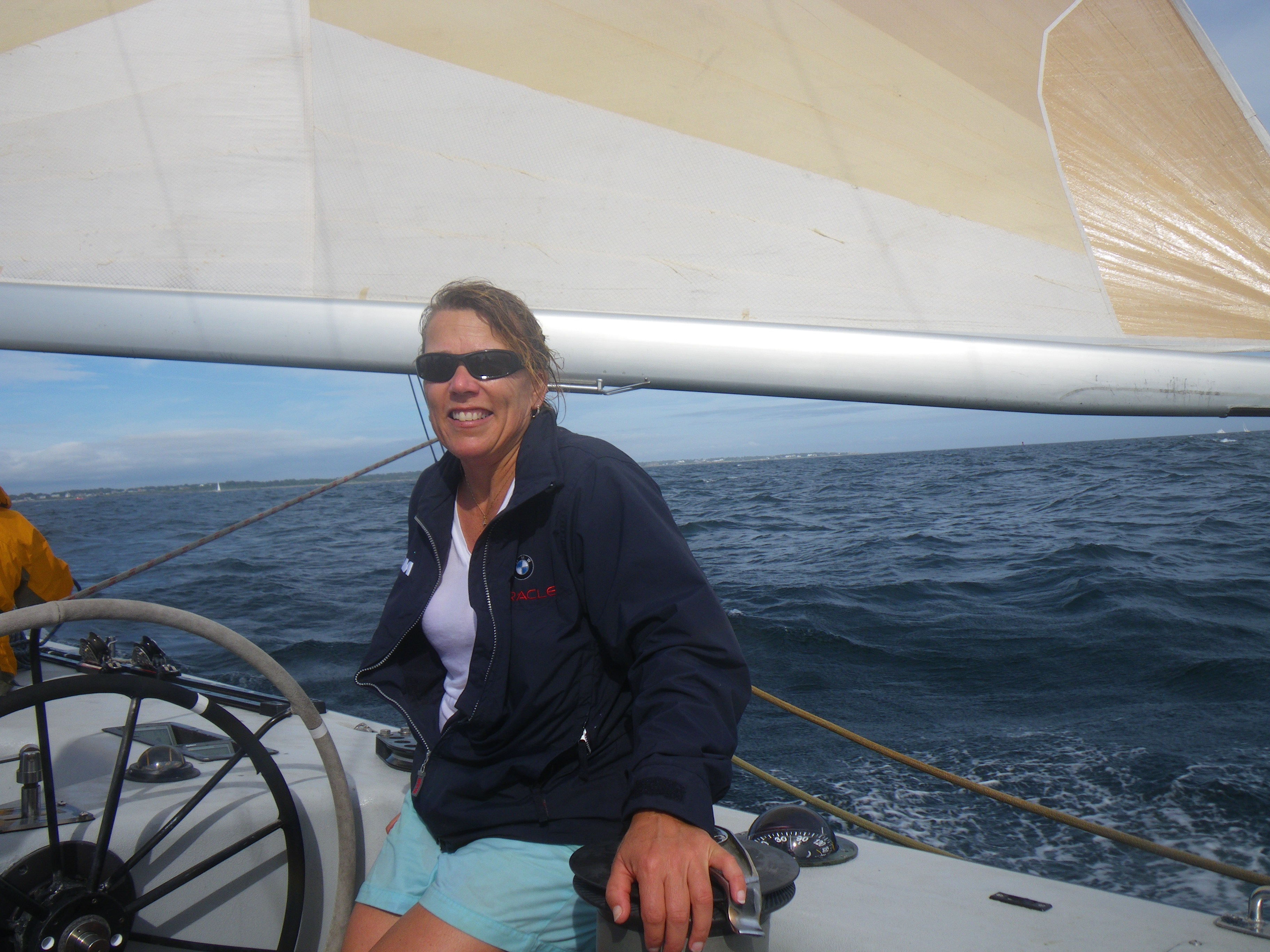 dawn riley at america true Dawn riley: america's cup captain quicktime movie: women in yachting and racing at thirteen, dawn riley sailed with her parents aboard a 36-foot yacht from detroit to new york and then to the caribbean.