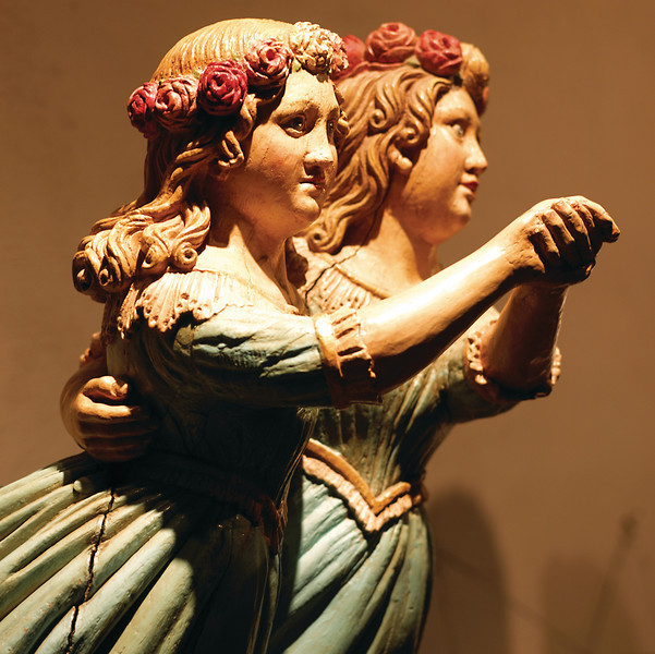 Figureheads Exhibit