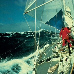 Whitbread Round the World Race, 1981-82