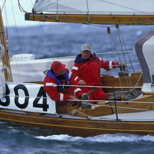 Dame of Sark, 2002 Newport Bermuda Race