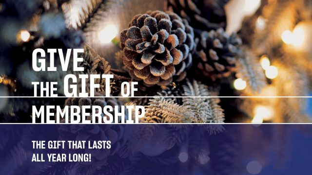 Give the Gift of Membership at Mystic Seaport Museum.