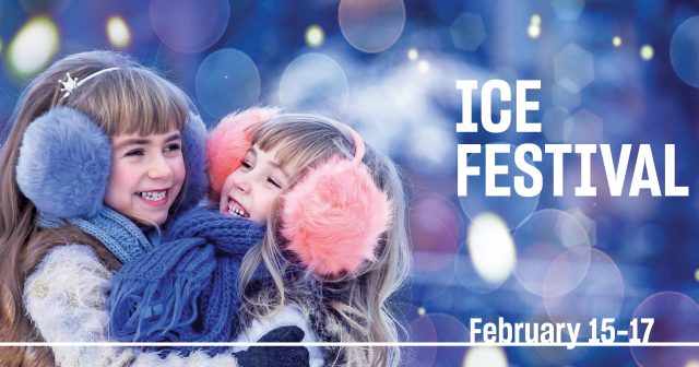 Mystic Seaport Ice Festival 2020