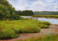Laurence Johnston - At Low Tide