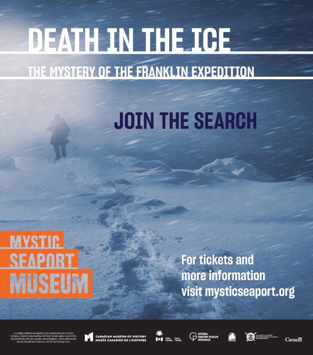 Death in the Ice: The Mystery of the Franklin Expedition