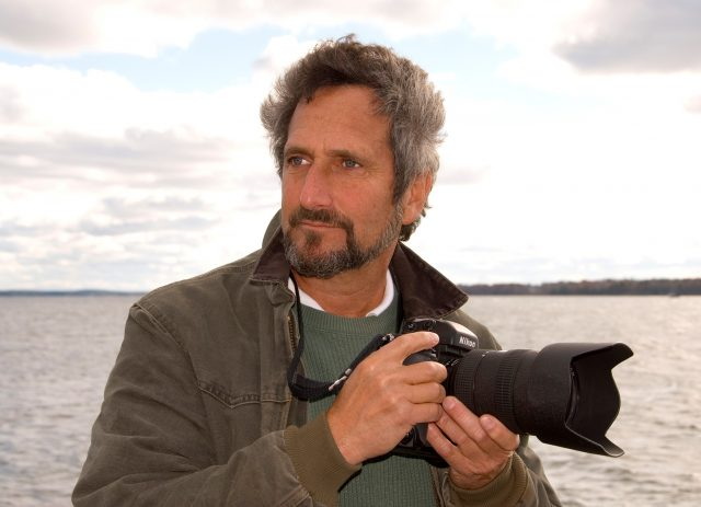 Photographer Benjamin Mendlowitz. (Photo courtesy Benjamin Mendlowitz/NOAH Publications)