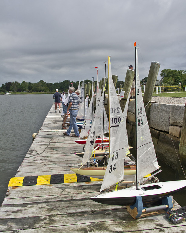 Model Yacht Regatta | Mystic Seaport