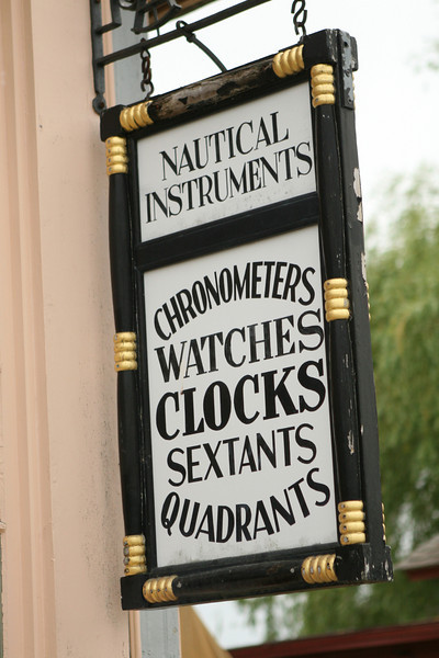 Nautical Instrument Shop