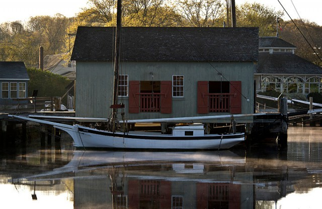 Nellie Oyster Sloop
