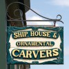 The Ship Carver shop at Mystic Seaport